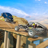 Dune Buggy Car Racing Rivals: Beach Stunt Driving