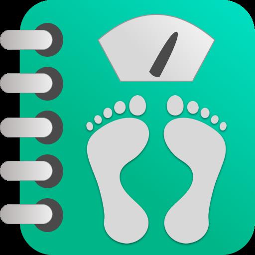 application de calendrier de perte de poids mensuelto