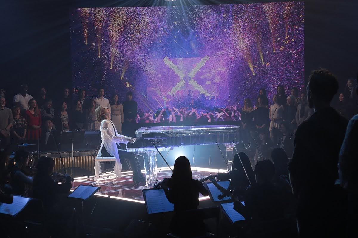 [迷迷音樂] YOSHIKI 登SONGS OF TOKYO於網路重播 「過去是可以透過未來改變的」