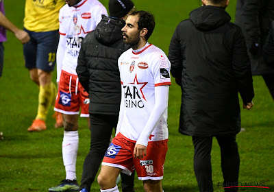 Une surprise dans le onze de Mouscron face à l'Antwerp ?