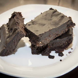 No Bake Frosted Brownies.