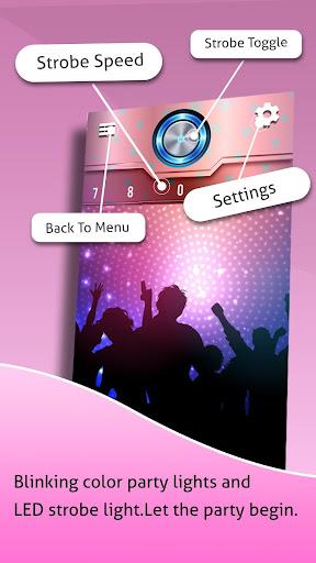 Flashlight on Clap 5.1 screenshots 3