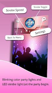 App Flashlight on Clap APK for Windows Phone