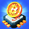 The Crypto Merge - bitcoin mining simulator icon