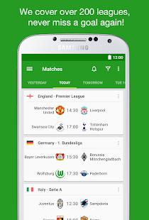 Soccer Scores - FotMob mod apk
