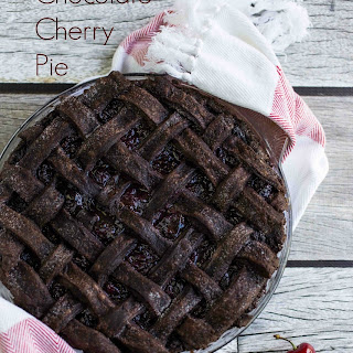 Alcohol Cherry Pie Recipes