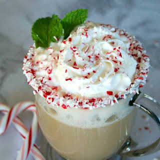Peppermint White Chocolate Mocha.