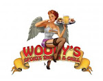 Logo for Woody's Sports Tavern and Grill