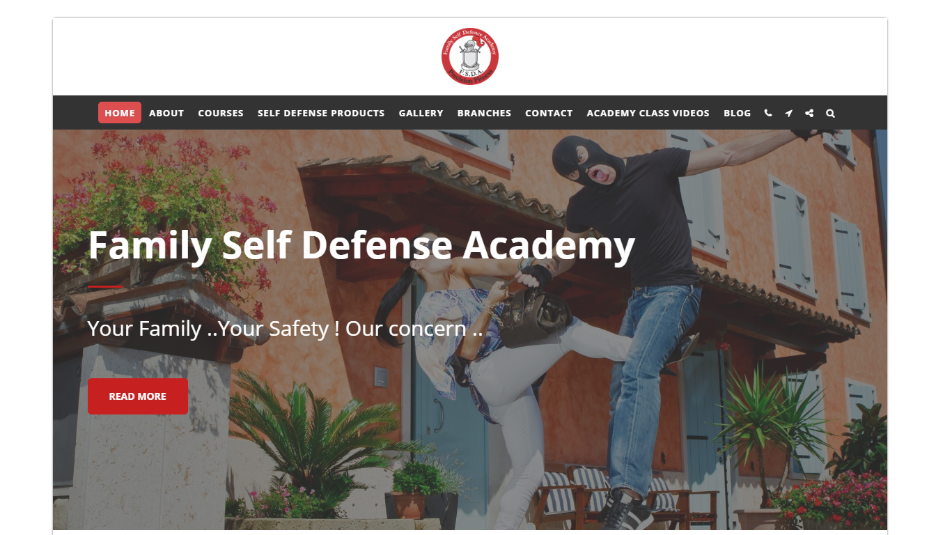 Family Self Defense Academy