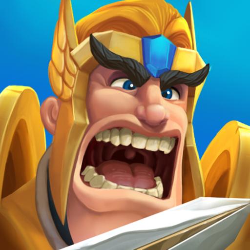 ロードモバイル【本格リアルタイムストラテジーMMORPG】 策略 App LOGO-APP試玩