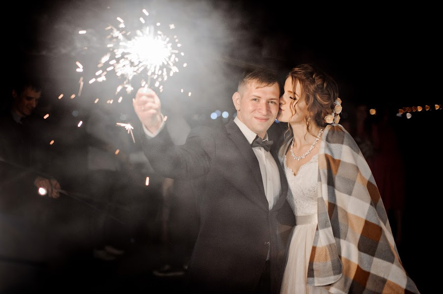 Свадебный фотограф Наталия Дегтярева (Natali). Фотография от 21.12.2017