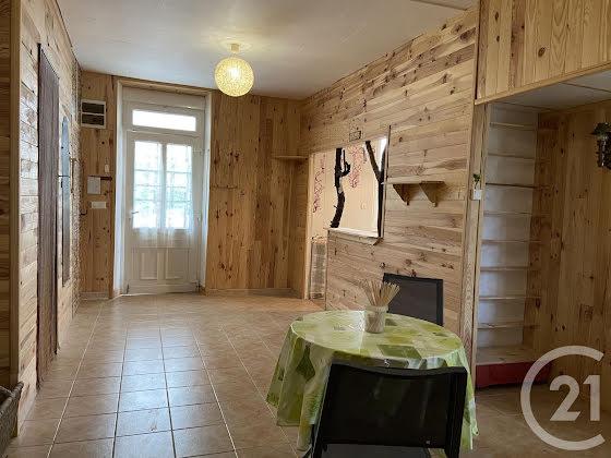 Vente maison 3 pièces 56,16 m2