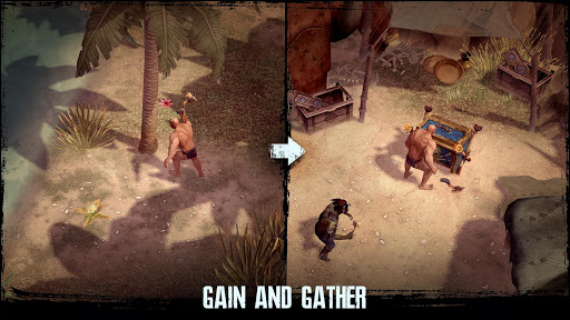Télécharger Exile Survival – Survive to fight the Gods again mod apk screenshots 2
