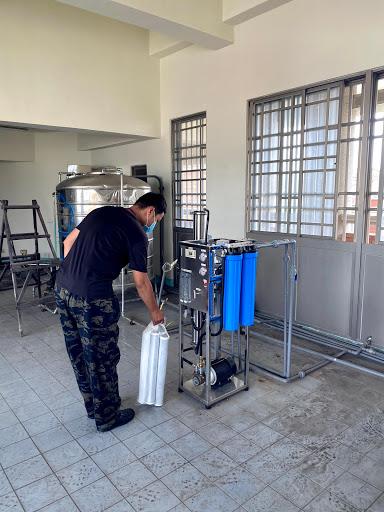 供水系統定期更換濾心