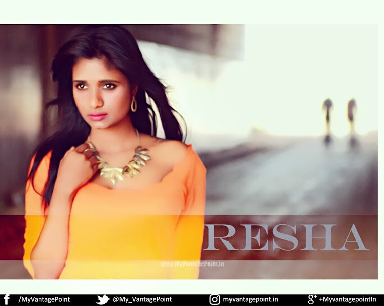 Resha Antony model photos
