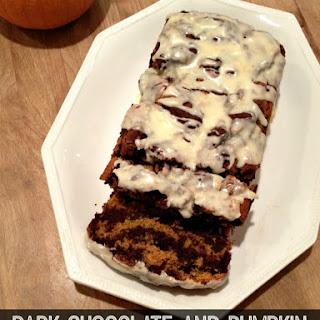Gluten-Free Dark Chocolate and Pumpkin Swirl Cake