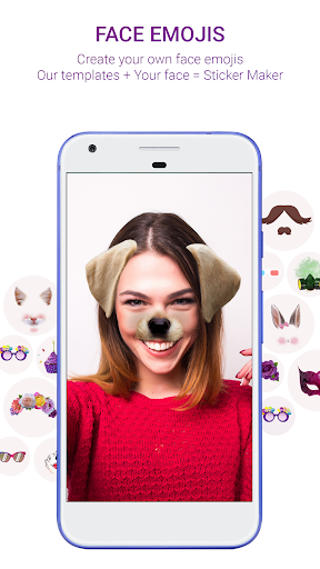 Sticker Market: Emoji keyboard screenshot 2