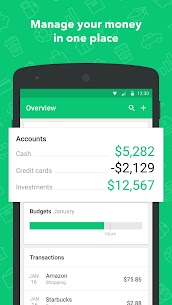 Mint: Budget, Bills, & Finance Tracker App Latest Version Download For Android and iPhone 1