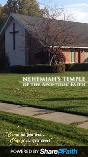 Nehemiah's Temple Church - náhled