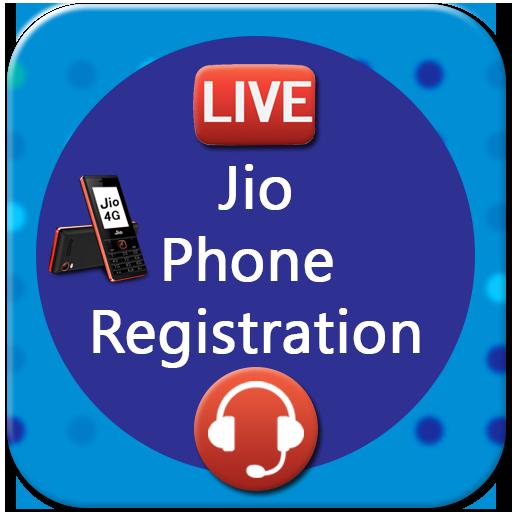 Live Jio Phone Registration