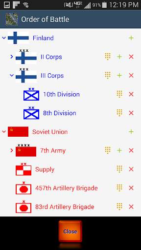 Wargame Constructor screenshots 6