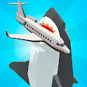 Idle Shark World: Hungry Monster Evolution Game icon