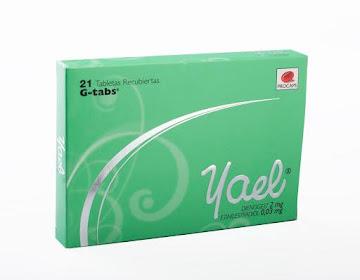 Yael G-Tabs 2/0.03Mg   Caja x21Tab. Procaps Dienogest Etinilestradiol