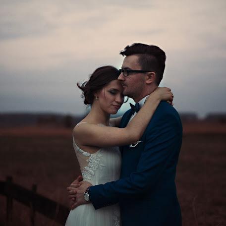 Wedding photographer Aneta Garbowska (garbowska). Photo of 16.10.2015