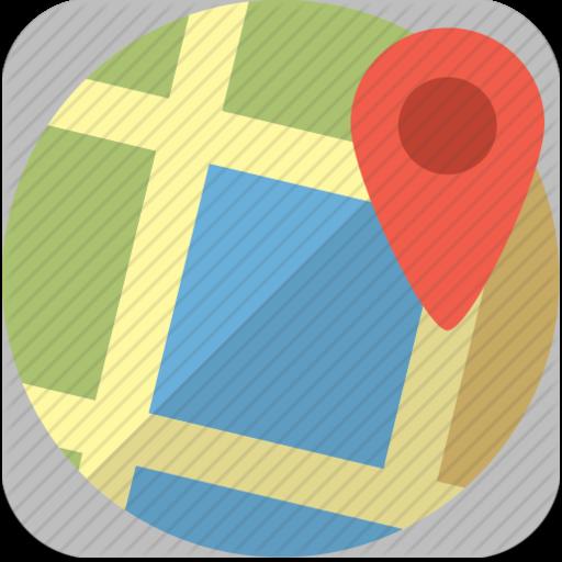 برنامج لتحديد المواقع والخرائط