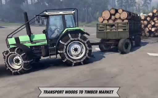 Tractor Cargo Transport: Farming Simulator screenshots 18