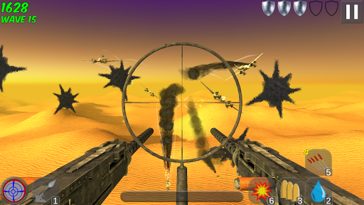 Tail Gun Charlie android2mod screenshots 5