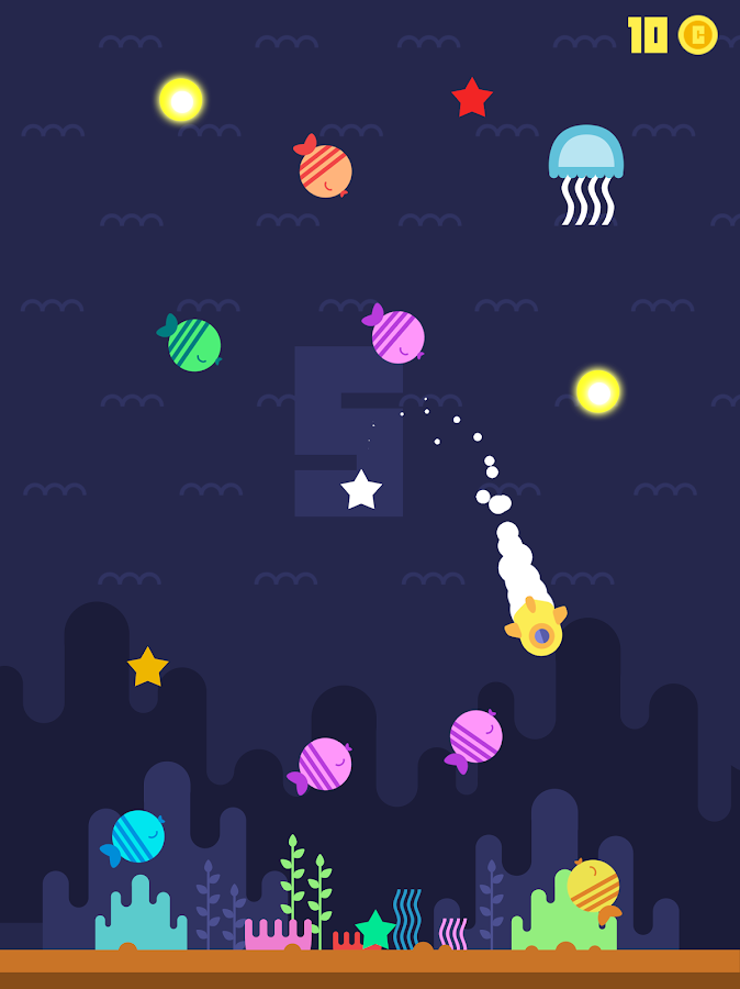 Tiny Sea Adventure- screenshot