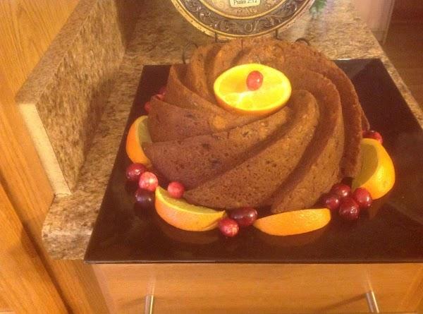Truvia Orange Cranberry Pumpkin Nut Bread Recipe