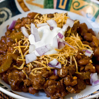 No Tomato Chili Recipes