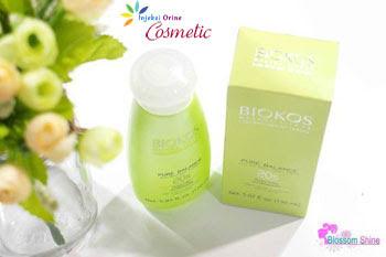 Scrub Wajah Untuk Kulit Berminyak Dan Berjerawat Biokos Pure Balance 20s Gel