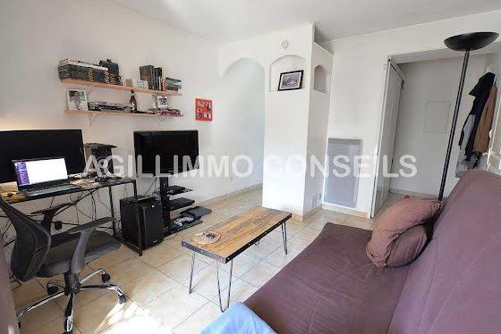 Vente studio 26,36 m2