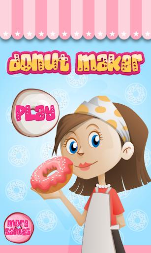 Donuts Maker - My Sweet Treat