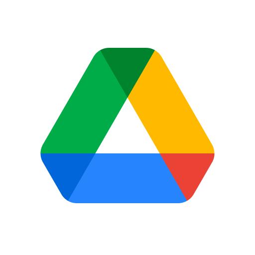 Logo for Google Drive