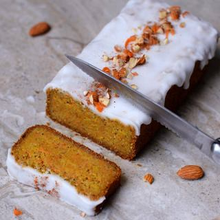Vegan Gluten Free Carrot Cake Recipe