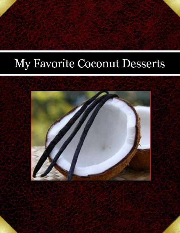 My Favorite Coconut Desserts