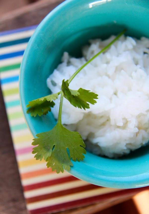 Thai Jasmine Rice Recipe