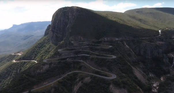 Serra de Leba