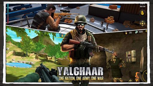 Yalghaar: Military War Action FPS Shooting Game 3.1.1 Screenshots 8