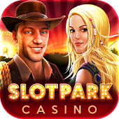 Slotpark Slot Machine Gratis & Online Casino Free icon
