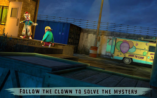 Freaky Clown : Town Mystery  screenshots 8