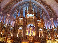 Visiter Basilique Notre-Dame de Montréal