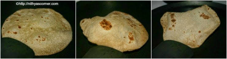 How to make soft layered chapati