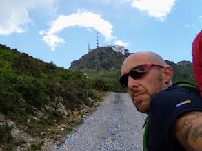 Photo: La mulattiera che porta al Col de La Rhune, o Larun che dir si voglia, estrema propaggine dei Pirenei Atlantici.