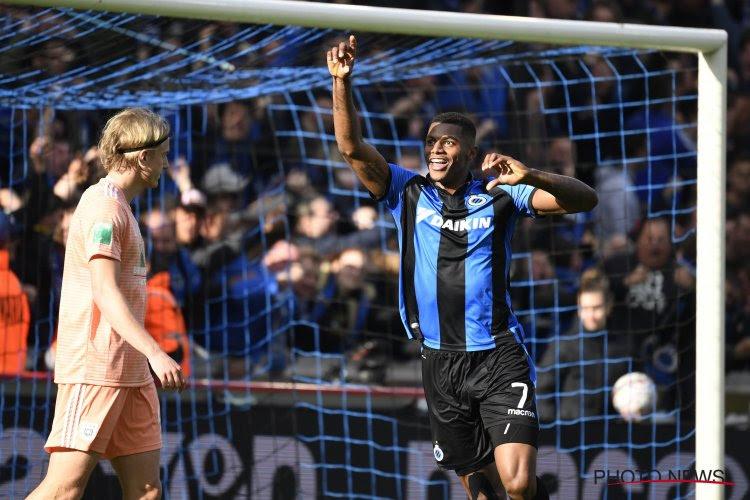 Officiel : Wesley quitte Bruges pour la Premier League