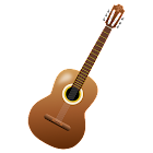 Best Acoustic Guitar Tuner (No ads!) icon